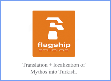 Translation and Localization of renowned MMORPG game, Mythos to Turkish