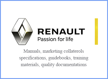 Turkish translation of Renault's technical and training documentations